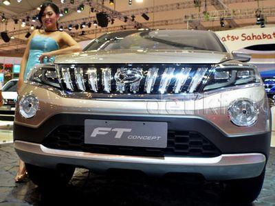 Daihatsu: Mobil SUV FT dan FX Ada Pasarnya
