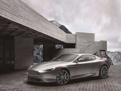 Aston Martin DB9 GT Edisi Khusus James Bond Ini Hanya Dibuat 150 Unit