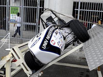 UNY dan ITS Jadi Wakil Indonesia di Student Formula Japan