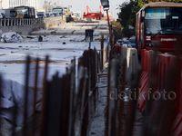 Pembangunan Jalan Layang Kuningan Selatan