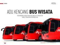 Adu Kencang Bus Wisata