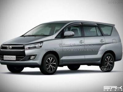 Toyota Luncurkan Innova Akhir Tahun?