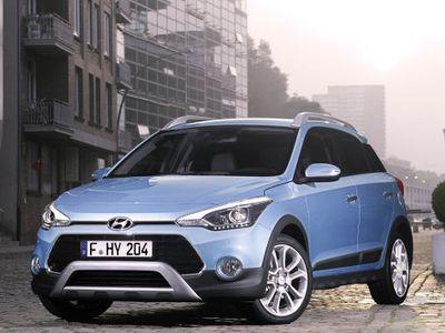 Hyundai i20 Active, Mobil Sporty di Eropa