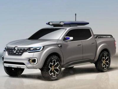 Pikap Anyar Renault Ini Siap Rangsek Pasar Global