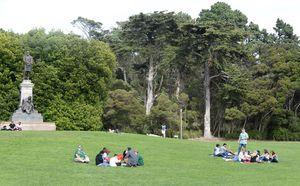 Golden Gate Park, Yang Asri nan Rindang di San Francisco