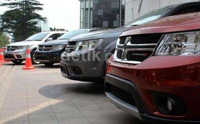 Tembus 5 Juta Unit, Fiat-Chrysler Sempurnakan Mesin V6 Pentastar