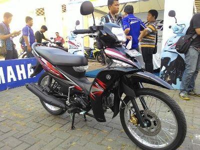 Ini Spesifikasi Yamaha Vega Force