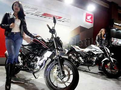 Duet Maut Honda Goyang Pasar Motor Sport