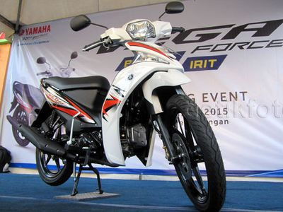 Penjualan Motor Bebek Masih Penting Bagi Yamaha