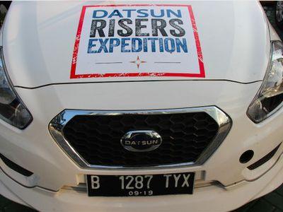 Jelajah Sulawesi Pakai Mobil Datsun Siap Dimulai