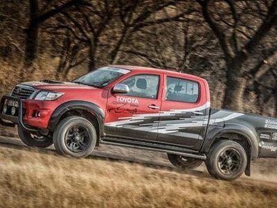 Terjual 1 Juta, Toyota Bikin Edisi Khusus Hilux, Pakai Mesin Lexus