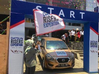 Bakal Jelajah Sulawesi, Ini yang Jadi Perhatian Mekanik pada Mobil Datsun