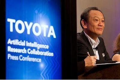 Ingin Mobil Tanpa Sopir, Toyota Gelontorkan Dana Rp 700 M