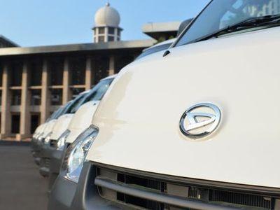 Ekspor Daihatsu Gran Max ke Jepang Masih Anteng, Sebulan 1.000 Unit