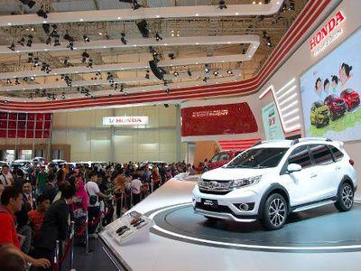 Honda: Penjualan Mobil Turun Hampir 23 Persen