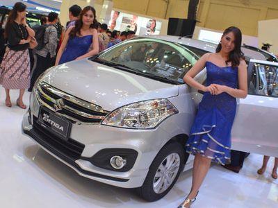 Suzuki: Konsumsi BBM Ertiga Kini 17,1 Km/Liter