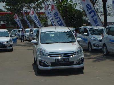 Ini Konsumsi BBM Suzuki Ertiga di Tol Cipali