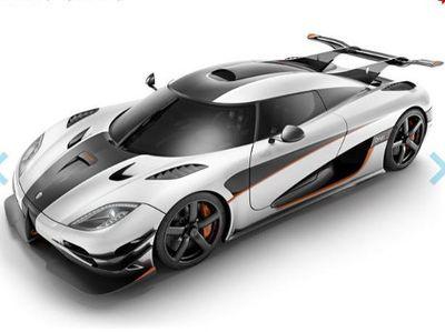 Koenigsegg Buat Mobil Balap Lagi