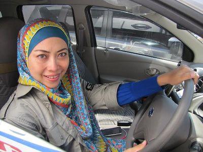 Yuk, Kenalan dengan Satu-satunya Wanita di Datsun Risers Expedition