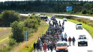 Denmark Hentikan Operasi Kereta Penumpang ke Jerman