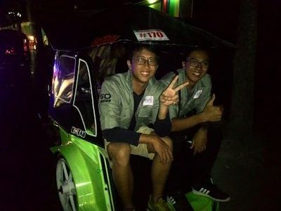 Bentor, Becak Gorontalo yang Full Music