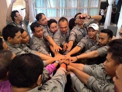 Datsun Risers Tuntaskan Perjalanan Manado-Gorontalo