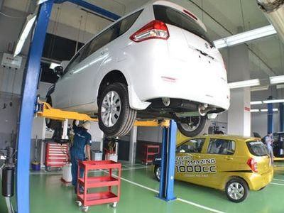 Ekonomi Lesu, Suzuki Optimistis Bisa Bertahan