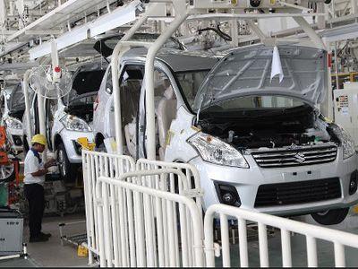 Suzuki Tidak Kurangi Pekerja di Pabrik