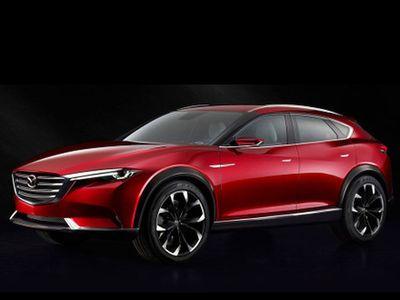 Mazda Suguhkan Konsep Crossover Misterius di Pameran Frankfurt