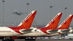 Air India Rumahkan 125 Awak Kabin yang Terlalu Gemuk