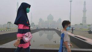 Malaysia Tutup Sekolah di Lima Wilayah karena Asap