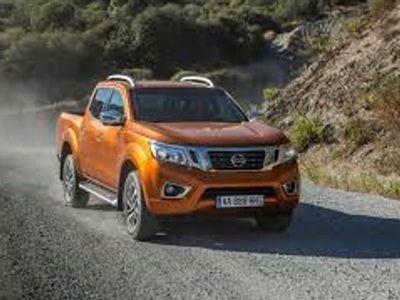 Pikap Nissan Navara Versi Eropa Memulai Debut di Frankfurt