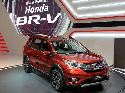 Honda BR-V Sambangi Kota Cirebon