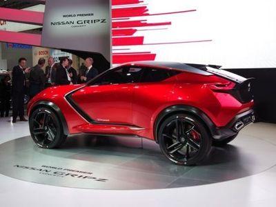 Ini Dia Calon Crossover Anyar Nissan