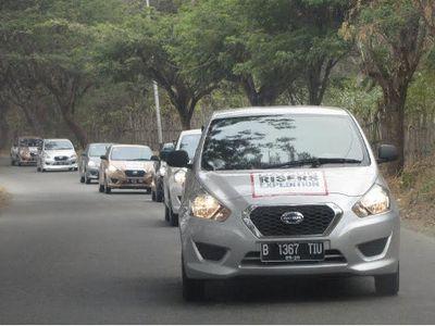 Dari Mamuju, Risers Bertolak ke Toraja