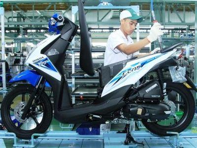 Meski Pasar Masih Lesu, Penjualan All New Honda BeAT eSP Lampui Target