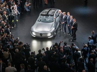 Mercy Mulai Jual Pesaing Mobil Listrik Tesla 2018 Mendatang