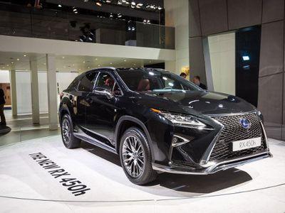 Lexus RX 450h Siap Guncang Persaingan Mobil SUV