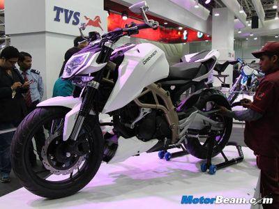 TVS Berniat Lahirkan Motor Sport Apache 200 November Mendatang