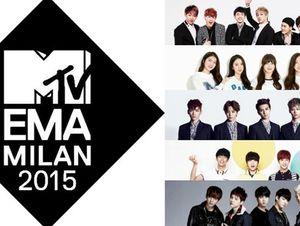 Siapa Idola KPop Jagoanmu di MTV EMA 2015?