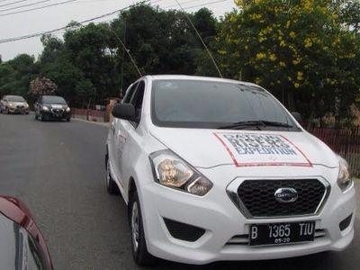 Risers Tuntaskan Etape Dua Palu-Toraja