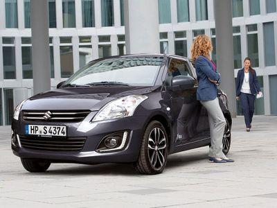 Goda Eropa, Suzuki Suguhkan Edisi Khusus Swift X-Tra