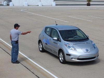 Mobil Tanpa Sopir Sudah Mulai Diterima Masyarakat