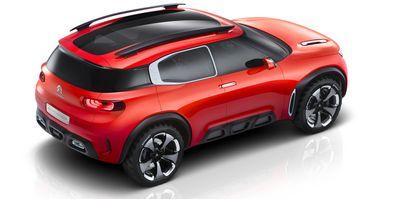 Makin Agresif Rangsek Pasar, Citroen Siapkan Varian SUV