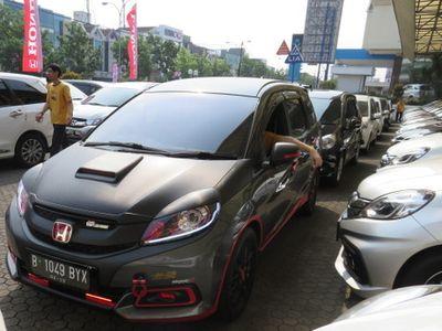 Honda: 2 Tahun Mobilio Sudah Terjual 100.000 Unit Lebih