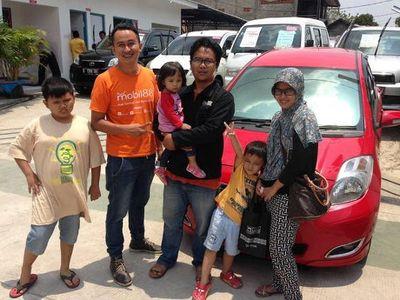 Diserbu Mobil LCGC, Mobil Bekas Tetap Diminati Masyarakat