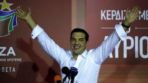 Syriza Menangkan Pemilu Sela, Tsipras Kembali Jadi PM