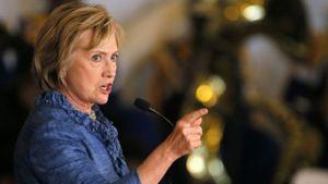 Hillary Clinton: Muslim Bisa Menjadi Presiden Amerika