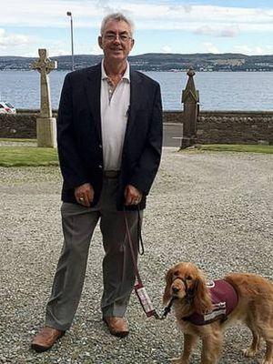 Anjing Belajar Bahasa Gaelic dalam Tiga Minggu