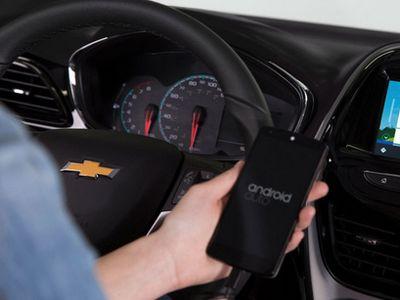 Mobil Chevrolet Bakal Terhubung dengan Android